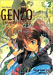 Genzo le marionnettiste Edition simple Tome 2
