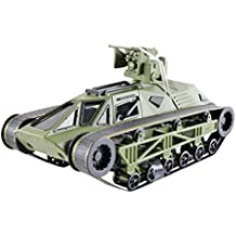 Jada Toys  - 98946GR  -  Tank Ripsaw - Fast And Furious 8 - Echelle 1/24 - Vert
