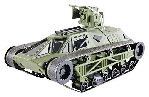 Jada Toys–98946G–Tank RIPSAW–Fast and Furious 8–Maßstab 1/24–grün