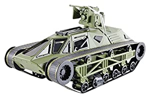 Jada Toys-98946Gr-Tank ripsaw-Fast and Furious 8-(Escala 1/24-Verde