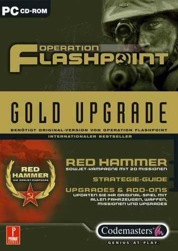 Operation Flashpoint: Red Hammer