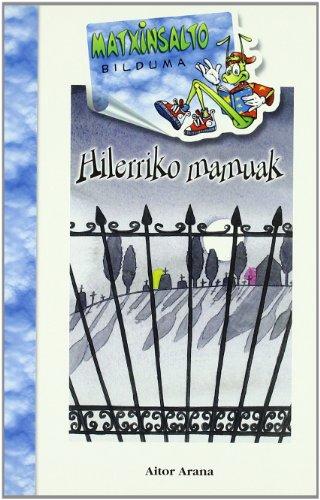Hilerriko mamuak (Matxinsalto)