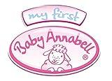 Zapf Creation 793787 - My First Baby Annabell - Spieluhr Gute-Nacht-Schäfchen