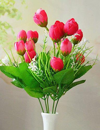 Fashion mazzo di fiori, fiori artificiali, alta qualità fiore colore