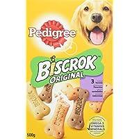Biscrok Galletas Premios para Perros - [Pack de 12]