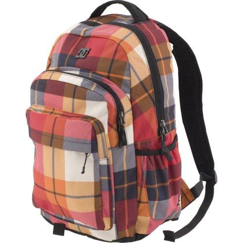 DC Shoes Herren Bags ENROLLED Backpack, ORANGE/Navy, Uni, D053350025 -