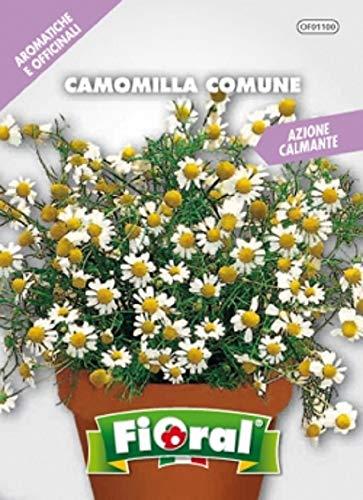 Camomilla - Busta Sementi Aromatica