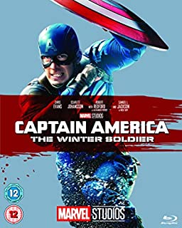 Captain America: The Winter Soldier [Blu-ray] [Region Free] (B00H7E8IHO) | Amazon Products