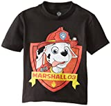 Best Paw Paw Shirts - Paw Patrol Marshall 03 Toddlers Black T-Shirt Review