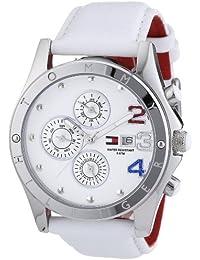 Tommy Hilfiger Damen-Armbanduhr Analog Quarz Leder 1780931