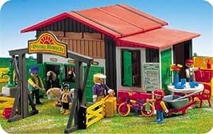 Playmobil 3775 - Ponyhof: Amazon.de: Spielzeug