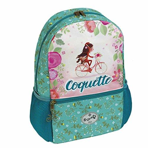 mochila pequeña infantil COQUETTE by BUSQUETS