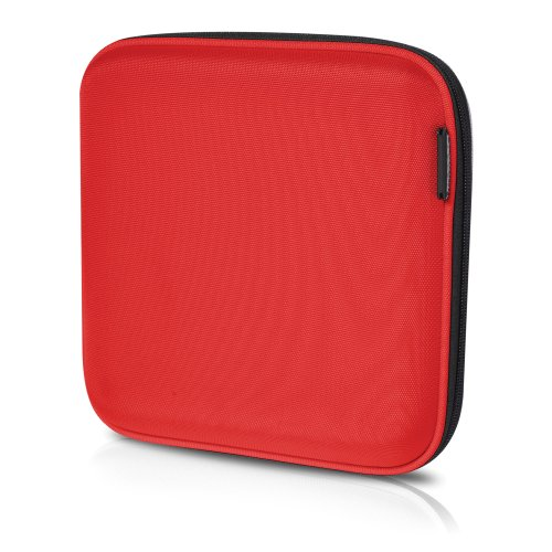 Cocoon CPS300RD Mini Portfolio Case For Games and Digital Devices - Red by Cocoon - Not Machine Specific