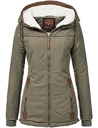 Urban Surface Damen Winter Jacke 44333A S M L XL