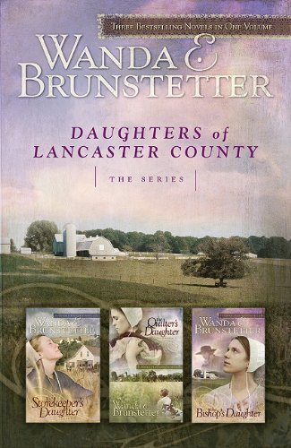 Daughters Of Lancaster County The Series