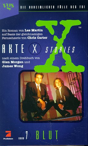 Akte X Stories - Band 7: Blut