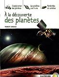 Image de A la découverte des planètes
