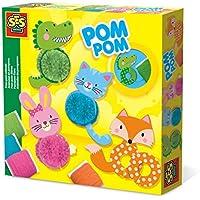 SES Creative 14003 Pompom-Tiere