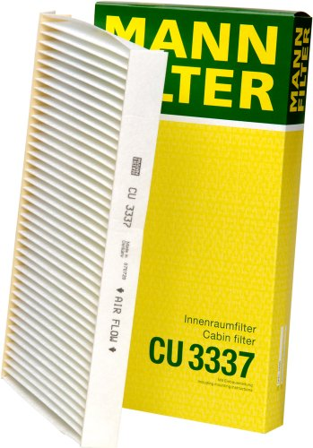 Air Filter Cabin Car (Mann Filter CU 3337 Innenraumfilter)