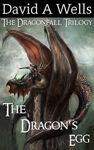 The Dragon's Egg (Dragonfall Book 1) (English Edition)