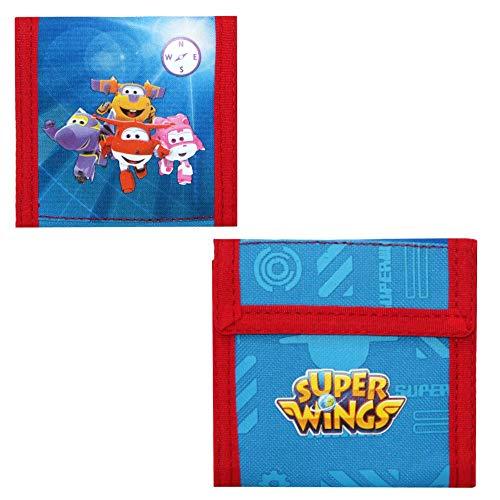 Trademark Super Ailes - Super Wings - Porte Monnaie Enfants Rescue Power