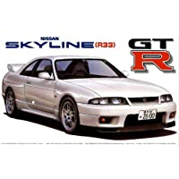 1/24 Inch Series No.19 R33 Skyline Gt-r 95[japan Imports] (japan import)