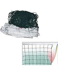 Vococal® Match International Standard Officiel Taille Remplacement Net Filet de Volley-Ball 950 x 100 cm