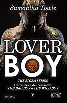Lover Boy (The Storm Series Vol. 3) di [Towle, Samantha]