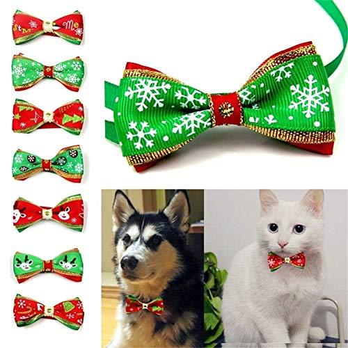 Zoom IMG-1 kylewo cravatta con fiocco gatto