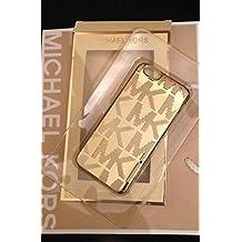 Michael Kors - Carcasa para iPhone 6, color dorado