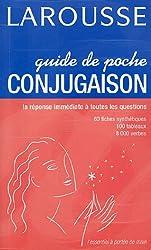 Guide de poche Conjugaison