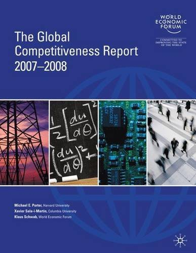The Global Competitiveness Report 2007-2008 by Michael E. Porter (2007-12-15)