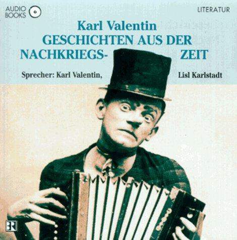 Geschichten aus der Nachkriegszeit, 1 CD-Audio