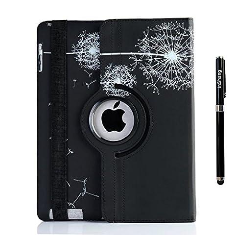 inShang Hülle für Apple iPad 2 iPad 3 iPad 4,