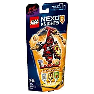 LEGO-Nexo Knights Ultimate Beast Master, Colore Non specificato, 70334  LEGO