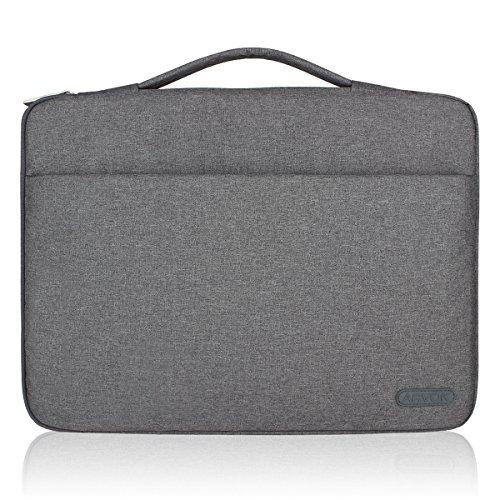Arvok custodia protettiva sleeve 13-13,3 pollici, sleeve per laptop macbook pro, macbook air resistente all'acqua tela borsa case per notebook/hp / dell/samsung / toshiba/acer / asus/lenovo