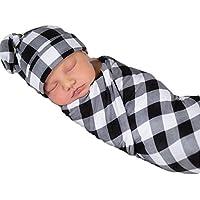 Couverture d emmaillotage pour nouveau-né bébé emmaillotage mousseline  emmailloter + bandeau 715806e4438