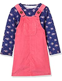 Mothercare Baby Girls' A-Line Cotton Knee-Long Dress