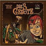 Bewitched Spiele BEW00002 - Brettspiele, 3 Gebote, Die