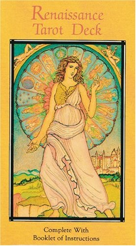 DG Diffusion - Jeu de cartes - Divinatoires - Renaissance Tarot Deck