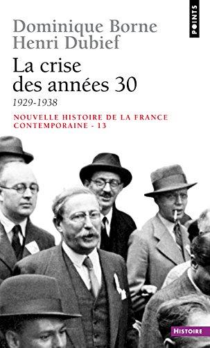 Le Crise DES Annees par Dominique Borne