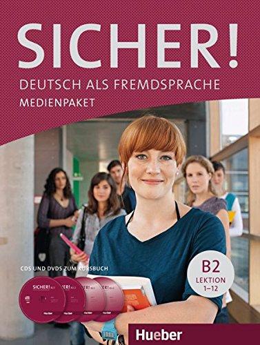 Download Sicher! B2: 2 Audio-CDs und 2 DVDs zum Kursbuch.Deutsch als Fremdsprache / Medienpaket