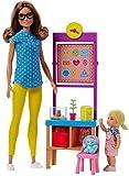 Barbie FJB30 Teacher Doll, Multi-Colour