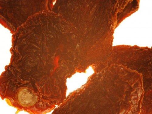 Tomaten Trockenfrüchte, ganz getrocknet, hoch aromatisch, ohne Geschmacksverstärker, 1kg - Bremer Gewürzhandel