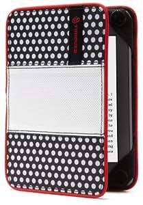 Timbuk2 Flipster Kindle Hülle, Schwarz/Weiß mit Punkten (geeignet für Kindle Paperwhite, Kindle und Kindle Touch)