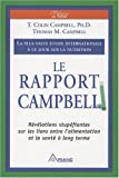 Le Rapport Campbell - La plus vaste étude internationale à ce jour sur la nutrition