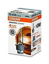 OSRAM XENARC ORIGINAL D4S Lampada per proiettori allo Xeno 66440 +100% 4150K di luce in più in Confezione singola