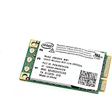 Intel Wireless WIFI Link 4965AGN Mini PCI Express Card - Network Adapter - 802.11a/b/g/n¹ PCIe* Mini Card (2.4/5.0GHz, 300Mbps), [Importado de UK]