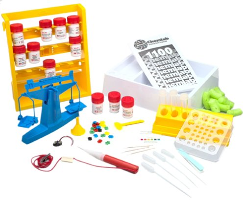 Edu Science: Chemlab/1100 Teacher-Designed Chemistry Set (1100 Experiments and Procedures) -