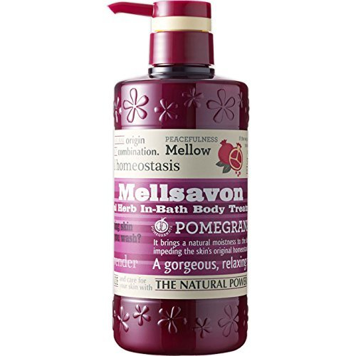 Mellsavon Floral herbs in Bus Body Treatments - 500ml